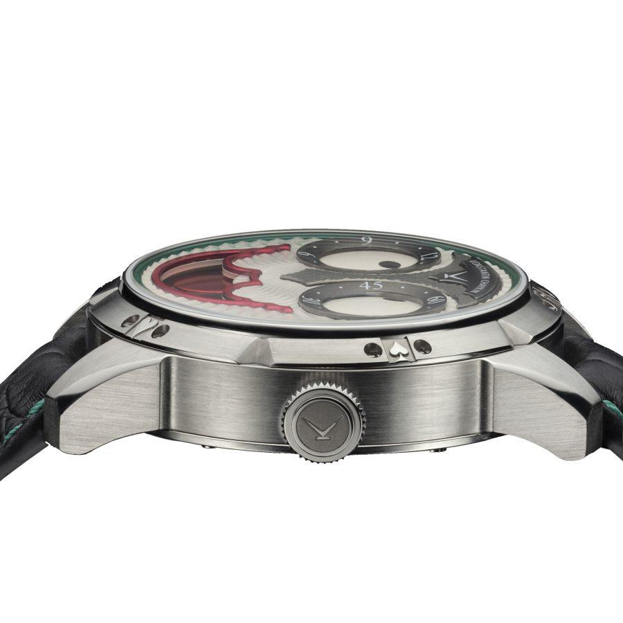 Konstantin Chaykin the joker watch digital artwork