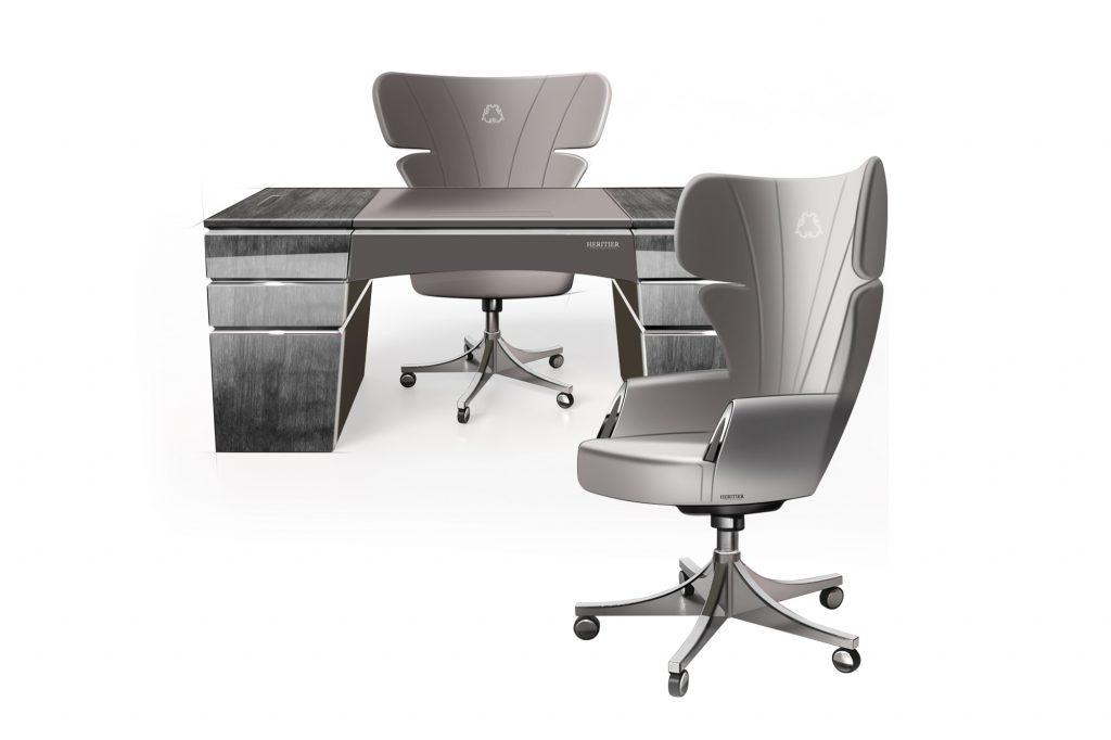 French designer ,product design, desk design by Julien Bonzom