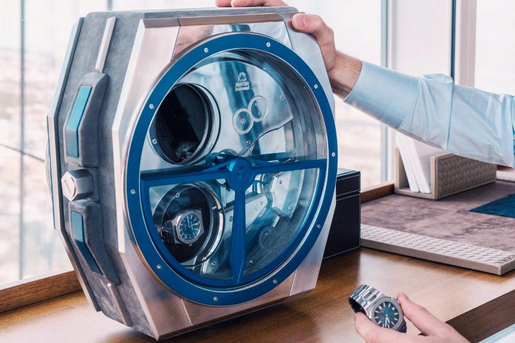 luxury watch accessories design by Julien Bonzom - patek phillipe