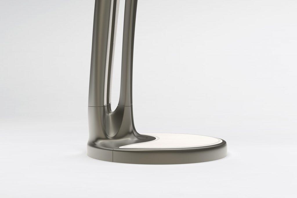 Valet stand organic design - base