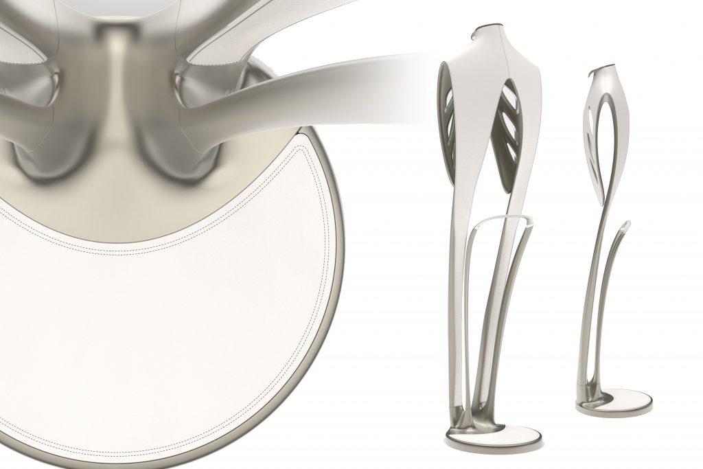 valet stand form design